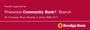 Pinewood Community Bank Logo with Address and Phone Number 13